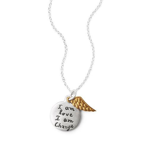 I Am Love I Am Change Necklace