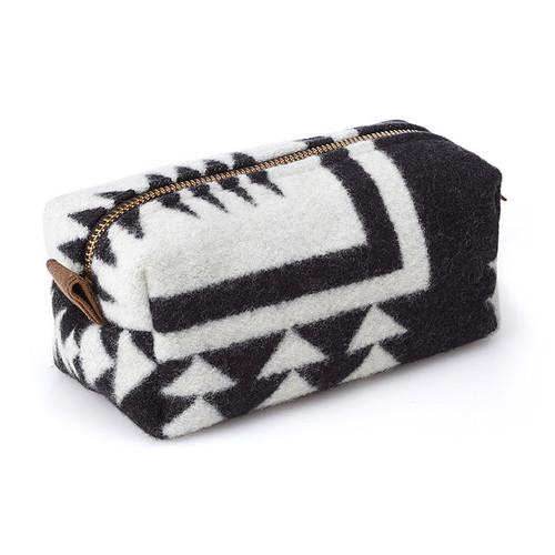 Small Tribal Blanket Cosmetic Bag