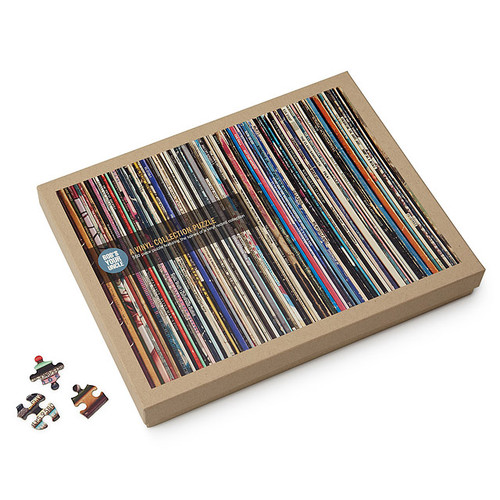 A Vinyl Collection Puzzle