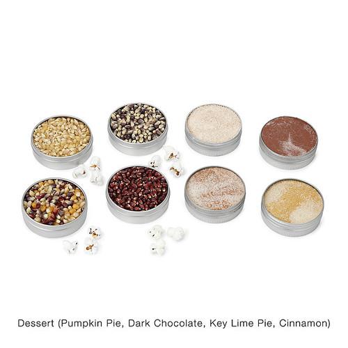 Popcorn Kernel And Seasoning Sets