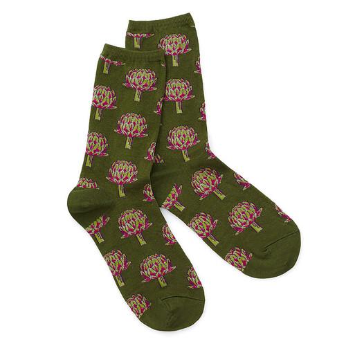 Women'S Artichoke Socks