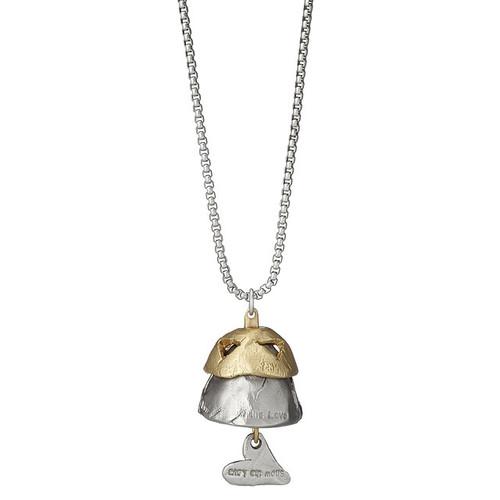 Tibetan Bell Necklace