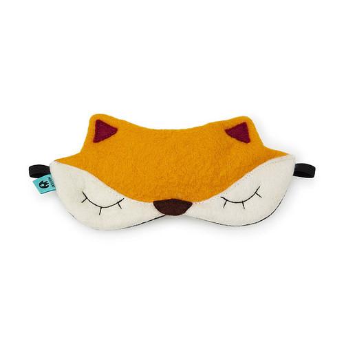 Felt Fox Sleeping Mask