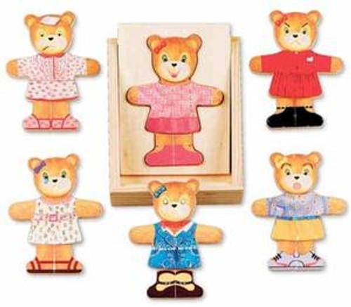 Bear Dress-Up