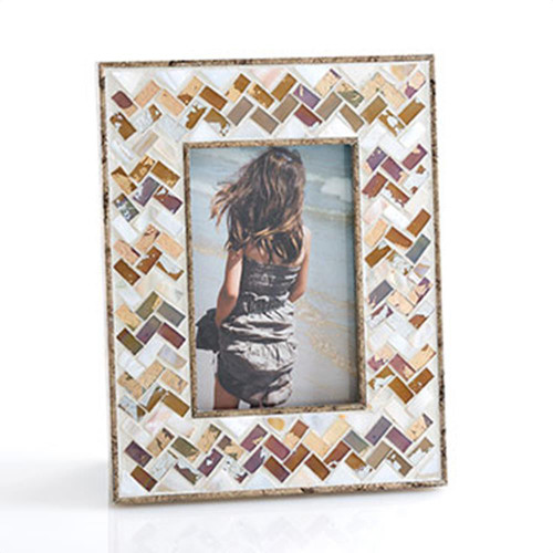 4X6 Ansar Mosaic Picture Frame