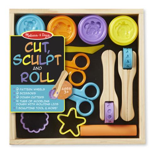 Cut Sculpt & Roll Clay Play Set