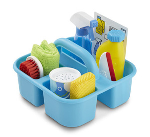Let's Play House! Spray Squirt & Squeegee Play Set