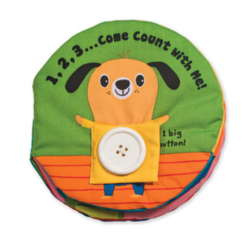 Soft Activity Book - 123...Come Count with Me