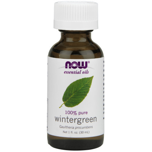 Now Foods Wintergreen Essential Oil 1 oz