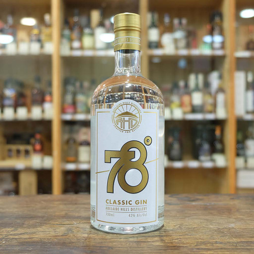 78 Degrees Gin