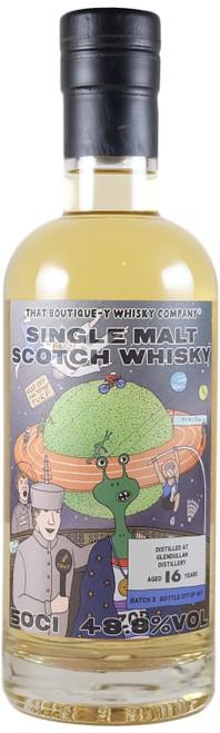 Boutique-y Glendullan 16-Year-Old Batch 3 Single Malt Scotch Whisky