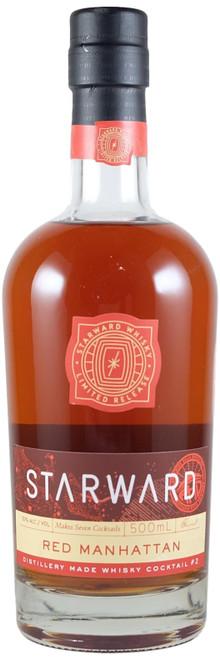 Starward Red Manhattan Bottled Cocktail