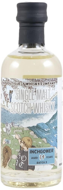 Boutique-y Inchgower 14-Year-Old Miniature