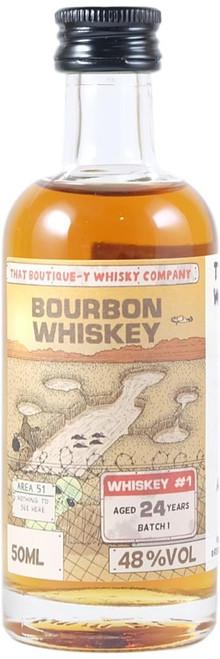 Boutique-y Bourbon 24-Year-Old Batch 1 Miniature