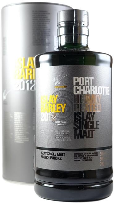 Port Charlotte Islay Barley 2012 Heavily Peated Single Malt Scotch Whisky