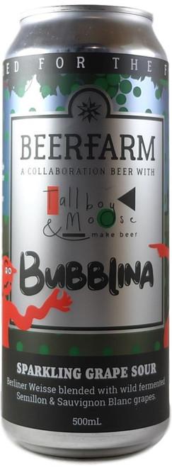 Beerfarm / Tallboy & Moose Bubblina Berliner Weisse 500ml