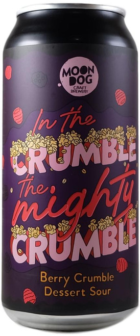 Moon Dog  Berry Crumble Sour 440ml