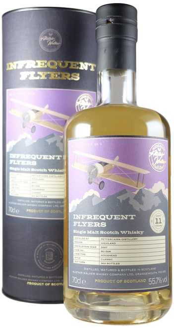 Infrequent Flyers Fettercairn 2007 11-Year-Old Single Cask