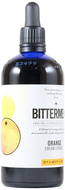 Bittermens Orange Cream Citrate Bitters