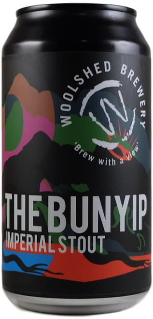 Woolshed The Bunyip Imperial Stout 2020