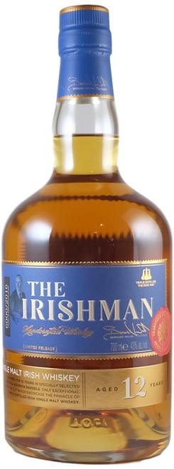 Irishman 12 Year Old Single Malt