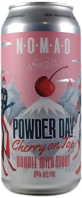 Nomad Powder Day Cherry On Top Double Milk Stout 440ml