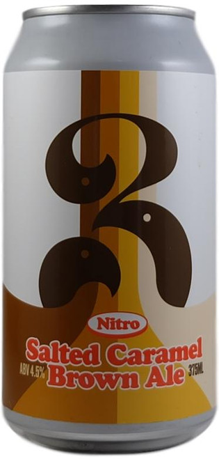 3 Ravens Nitro Salted Caramel Brown Ale