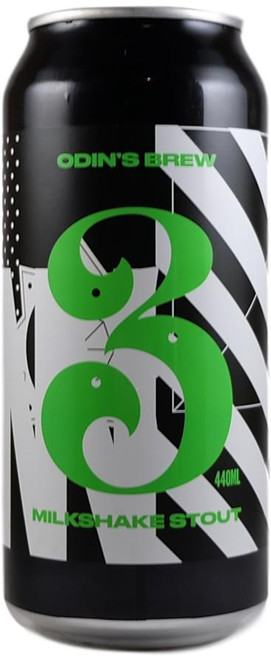 3 Ravens Odin's Brew  Milkshake Stout 440ml