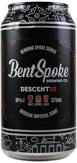 BentSpoke Descent 20 Imperial Stout
