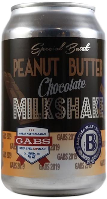 Barossa Valley Peanut Butter Milkshake Stout