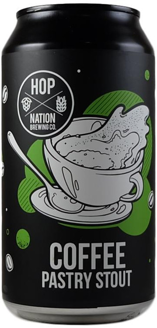 Hop Nation Coffee Pastry Stout