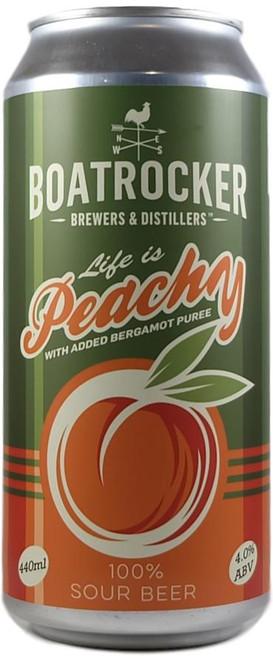 Boatrocker Life Is Peachy 440ml