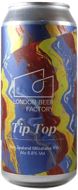 London Beer Factory Tip Top NZ Milkshake IPA 440ml
