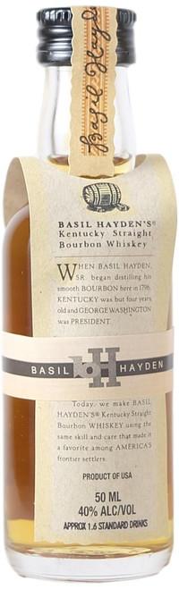 Basil Hayden Straight Bourbon Miniature