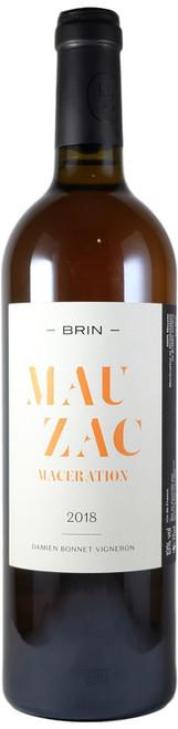 Domaine de Brin Mauzac Maceration 2018