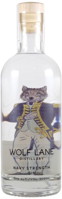 Wolf Lane Navy Strength Gin