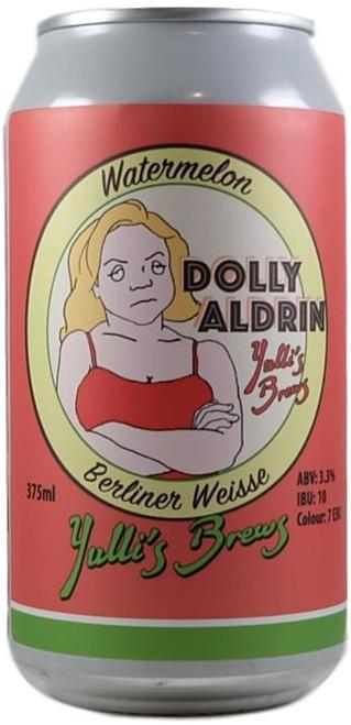 Yulli's  Dolly Aldrin Watermelon  Berliner Weisse