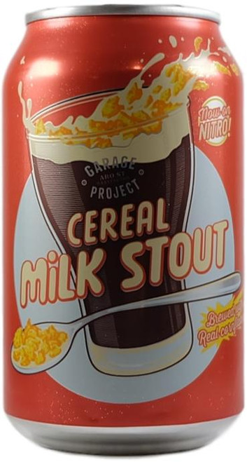 Garage Project Cereal Milk Stout(Nitro)