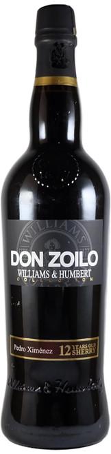 Williams & Humbert Collection Don Zolio 12 Year Old Pedro Ximinez
