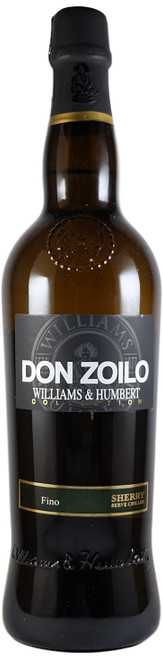 Williams and Humbert Collection Don Zolio Fino Sherry