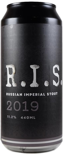 Hargreaves Hill R.I.S Russian Imperial Stout 2019 440ml