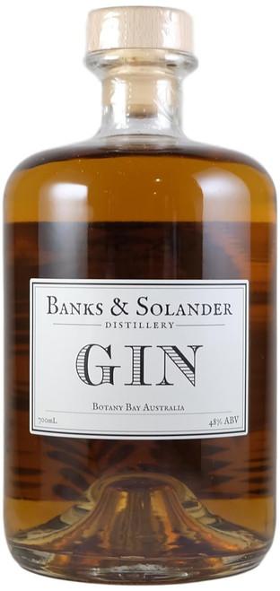 Banks & Solander Endeavour Barrel Aged Gin