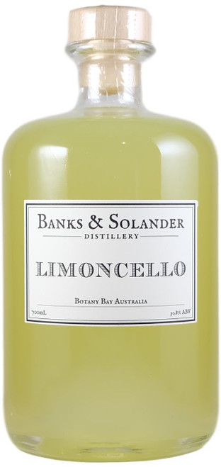 Banks & Solander Limoncello