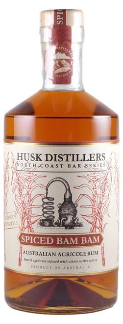 Husk Spiced Bam Bam Agricole Rum Batch 6