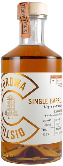 Corowa Maple Syrup Single Barrel #31