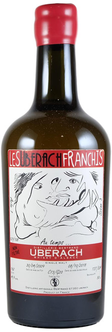 Bertrand Uberach Franchis 9-Year-Old Single Cask