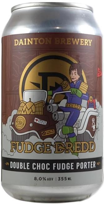 Dainton Fudge Dredd  Double Choc Fudge Porter