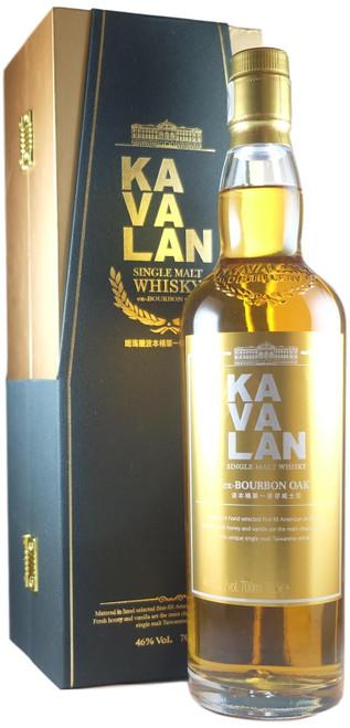 Kavalan Ex-Bourbon Cask Single Malt
