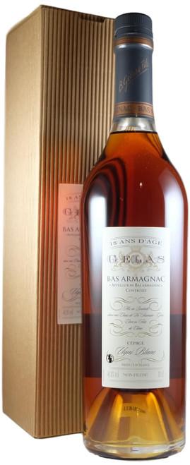 Gelas 18 Year Old Bas Armagnac Ugni Blanc