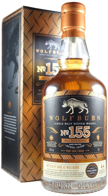 Wolfburn No. 155 Small Batch Release
